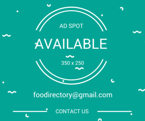 foodirectory ad spot