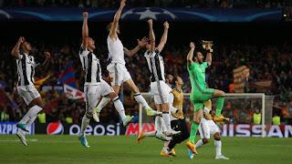 Juventus paso más hacia Cardiff