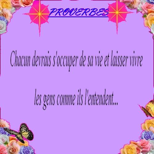 Images Avec Des Proverbes Messages Et SMS Damour