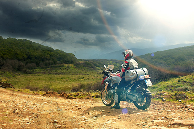 Thrill Of Adventure Bmw R1200gs Adeventure The Emperor