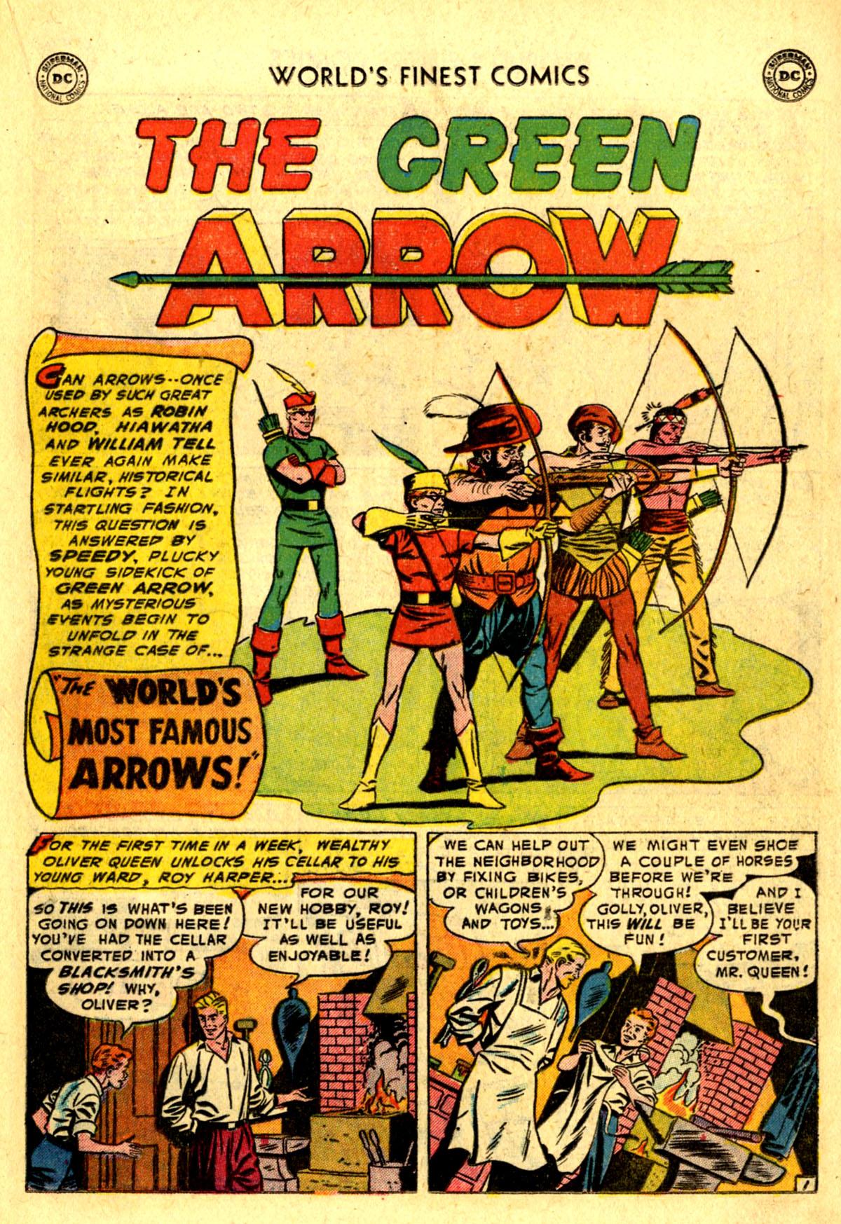 Read online World's Finest Comics comic -  Issue #75 - 17