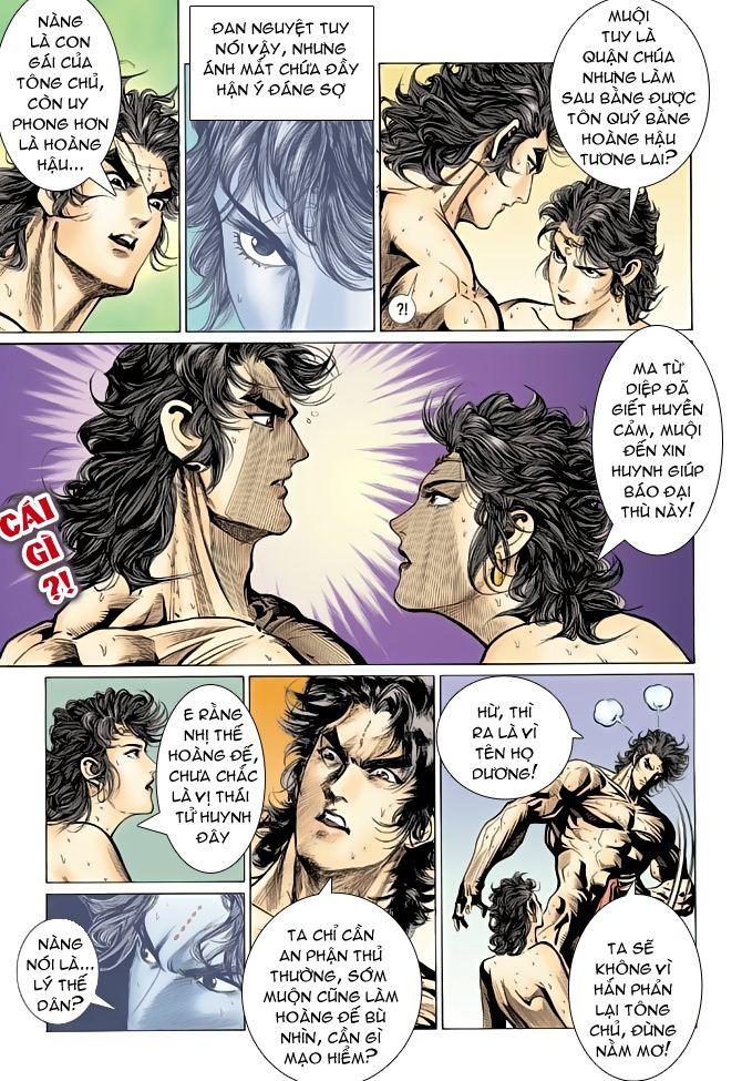 Đại Đường Uy Long chapter 70 trang 9