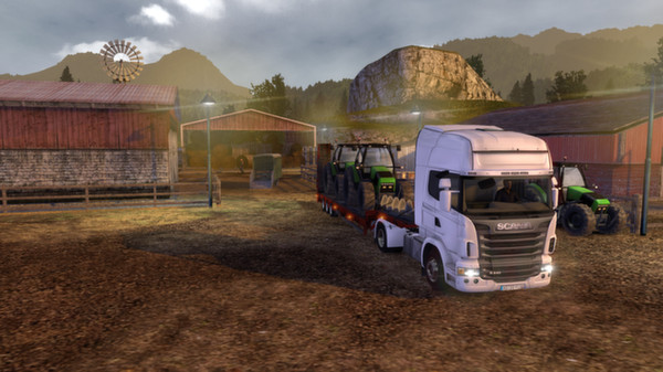 Trucks and Trailers PC Setup