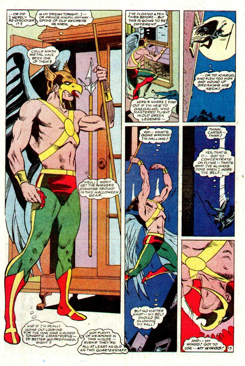Read online Secret Origins (1986) comic -  Issue #11 - 30