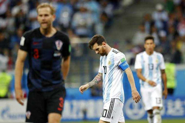 Argentina Kalah