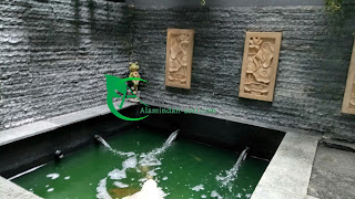 kami melayani jasa pembuatan kolam koi di kota depok