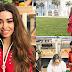 """[IMAGENS] ESC2018: Eleni Foureira, de Chipre, gravou """"postcard"""" com Justa Nobre"""