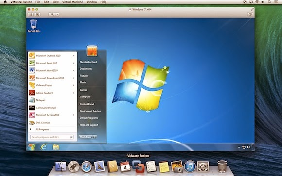 2 steps to crack Vmware Fusion 6 0 2 for Mac OS X in few