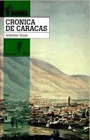 Cronica de Caracas (Aristides Rojas)