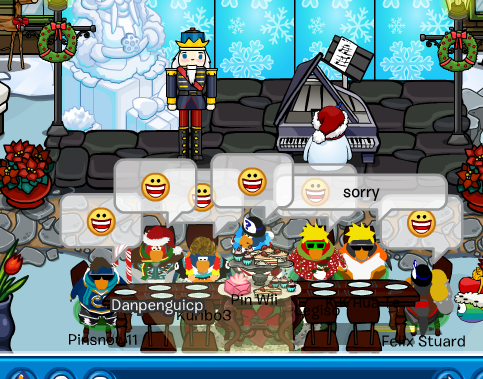 ¡Gracias Club Penguin!