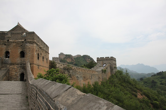 The Great Wall of the World