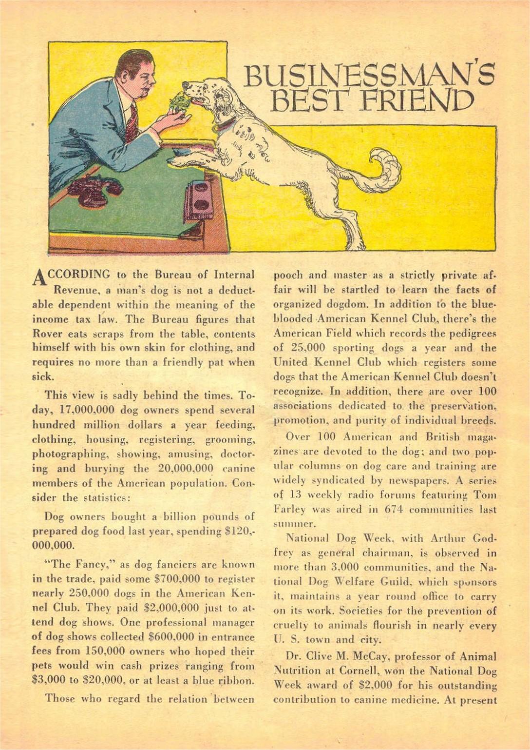 Read online Detective Comics (1937) comic -  Issue #161 - 35