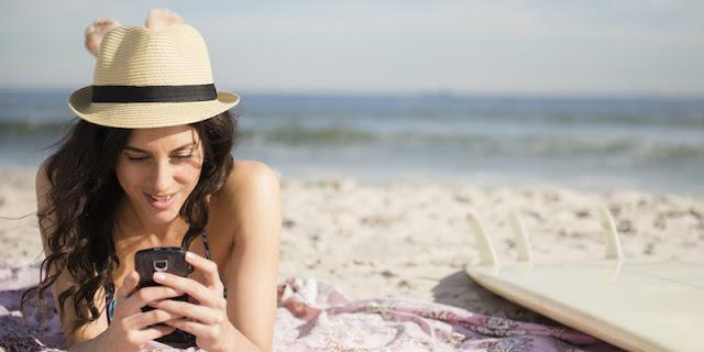 Não use o seu plano de celular do Brasil no exterior