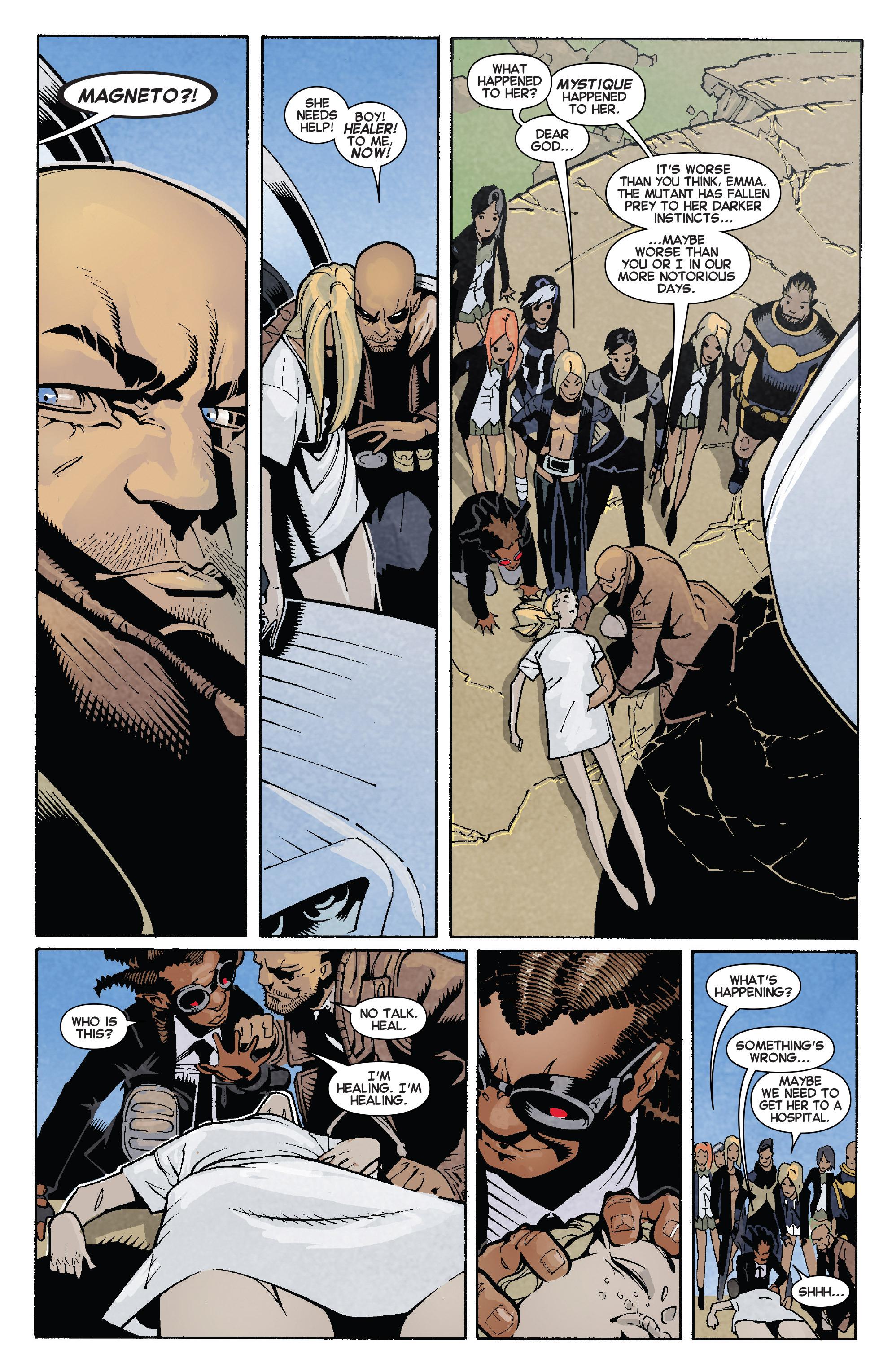 Read online Uncanny X-Men (2013) comic -  Issue #22 - 4
