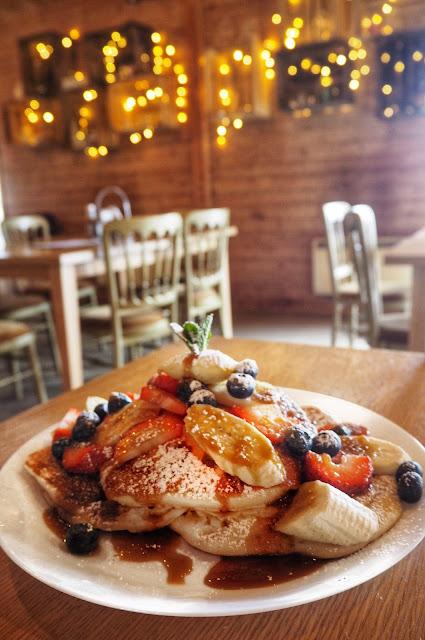 Pancakes at The View Milton Keynes for Shrove Tuesday