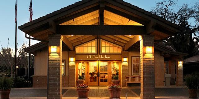 Hotel El Pueblo Inn em Sonoma