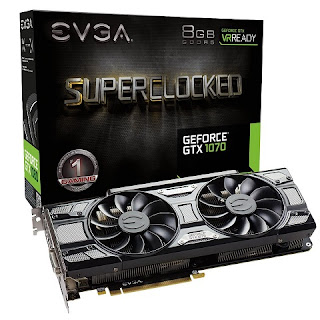 كارت Nvidia GeForce GTX 1070