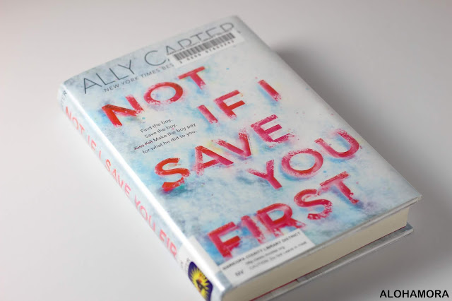 Not If I Save You First gets 3.5 out of 5 stars book review rating.  YA Lit, Action, Romance, Clean Read, Short and Sweet fast read for the reluctant reader.  Best for teenage girls looking for a fun book with girl power, Alaska wilderness Survival, the President's son, and a kidnapping plot. Alohamora Open a Book www.alohamoraopenabook.blogspot.com alohamoraopenabook