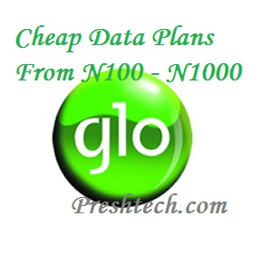 Best/Cheap Glo, Data Plans For Android, PC, Windows 2017
