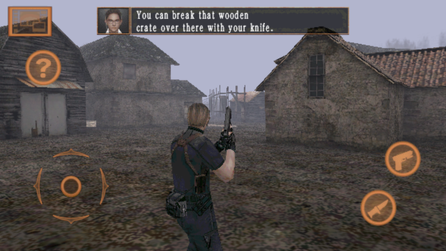 Resident Evil 4 Mobile Apk Data Review Dan Download Game Android