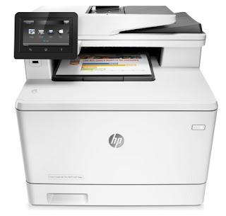 HP Color LaserJet Pro M477fdw Driver Download