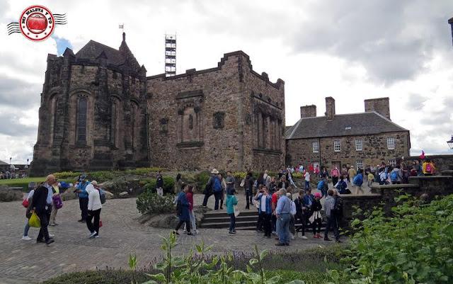 Escocia, Edimburgo, Castillo