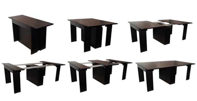 Artetecta mesa byblos a novidade da mobili intelligenti for Marca mobili