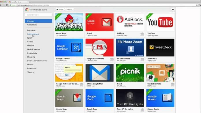 BL 02 Trình duyệt web Chrome cấm các tiện ích mở rộng kiếm Tiền mã hóa