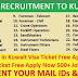 Latest Jobs in Kuwait Visa Ticket Free Apply Now