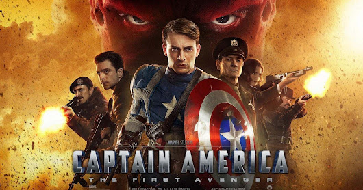 Watch Captain America - The First Avenger Online Free
