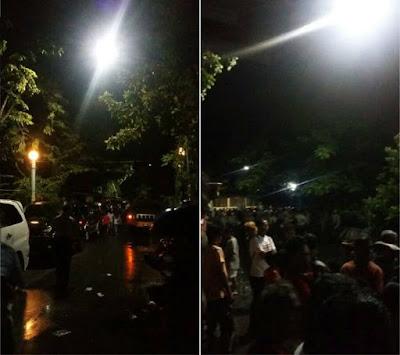 Kapolrestabes Bubarkan Deklarasi FPI Semarang