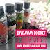 Give Away Pocket Chia Seed