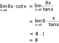 Contoh soal limit fungsi trigonometri dan pembahasannya nomor 3