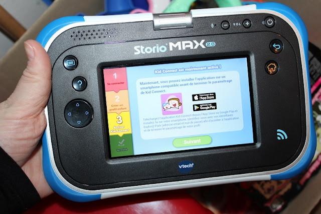 comparatif de tablettes pour enfant