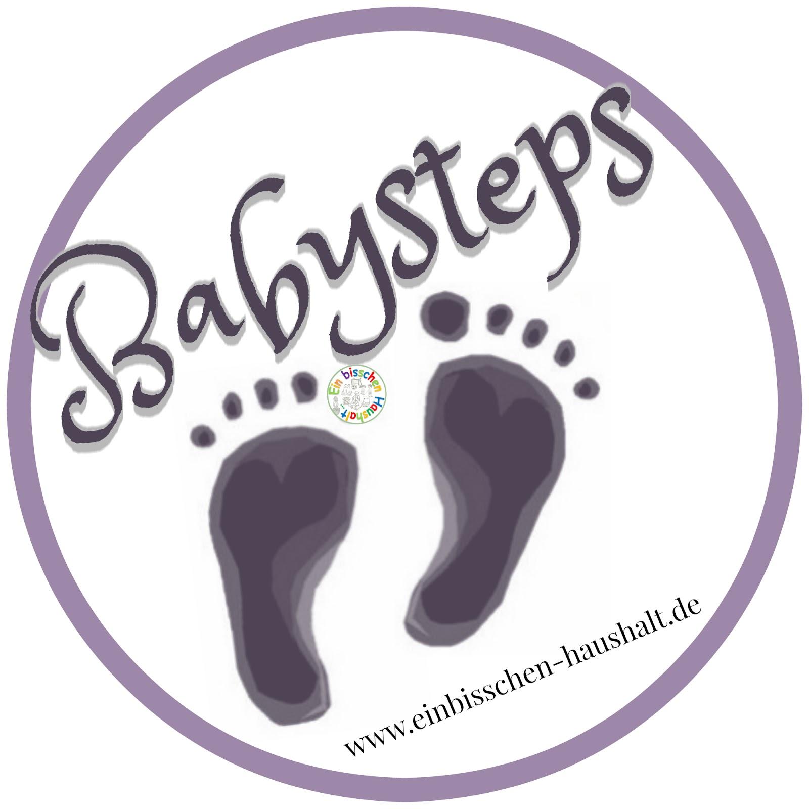 Babysteps Beim Putzen Ein Bisschen Haushalt