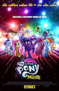My Little Pony: The Movie ( 2017 )