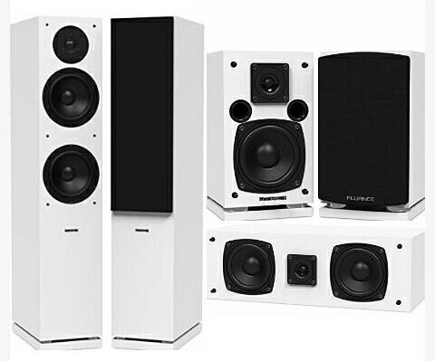Fluance 5-Speaker Home Theater Audio System
