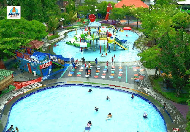 Waterpark Jogja - Galaxy waterpark