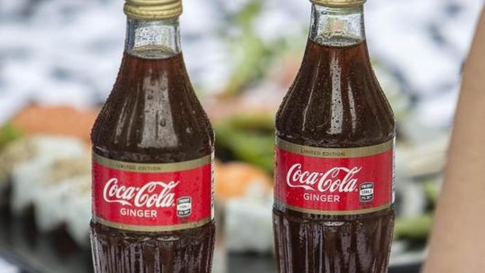 Wow, Coca-Cola Merilis Minuman Jahe dan Soda Hangat
