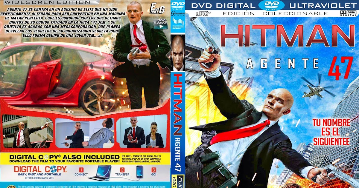 Hitman Agent 47 Mp4 Download