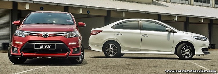 2016 Toyota Vios Review New Model