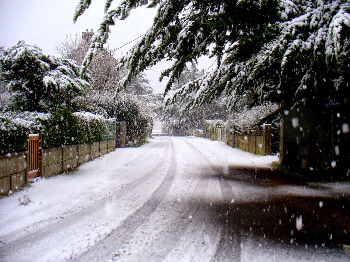 neige à kervoyal
