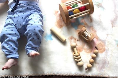 Montessori Material Säuglinge