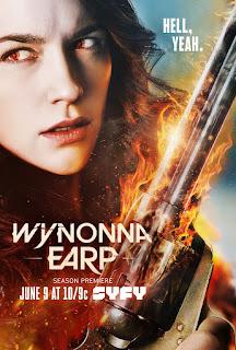Wynonna Earp Season 2 Poster
