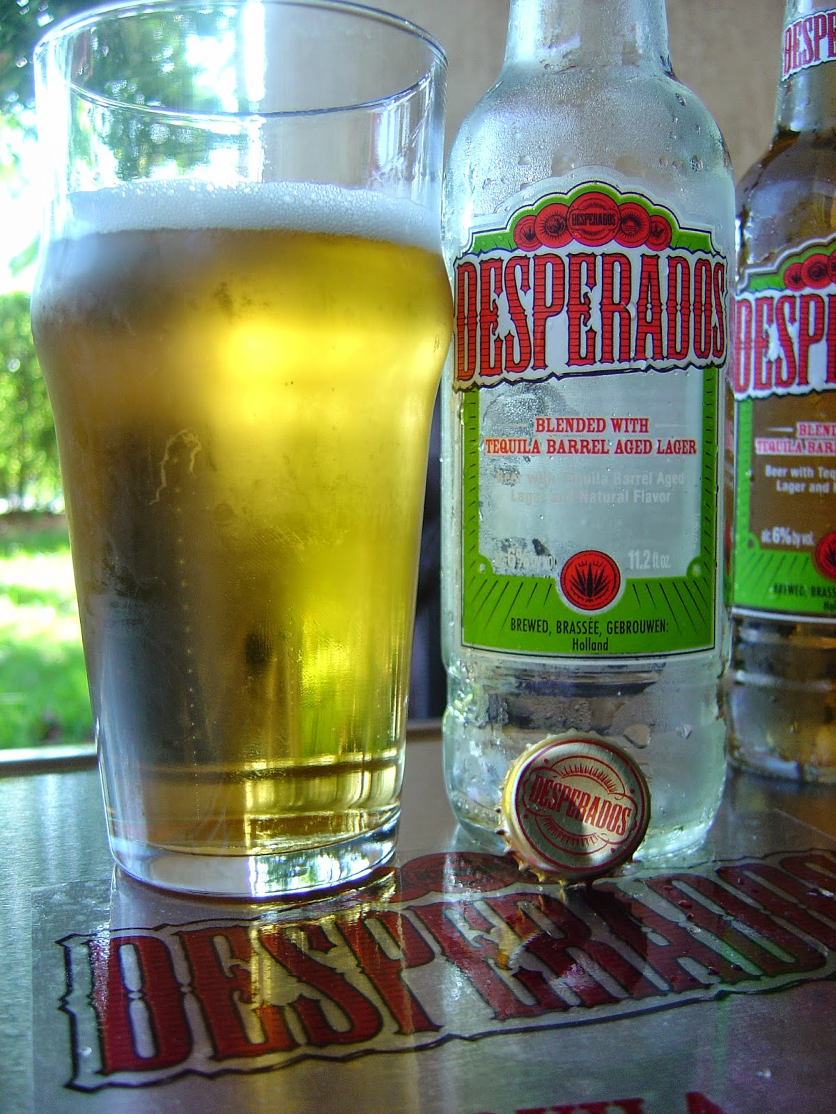Daily Beer Review Desperados