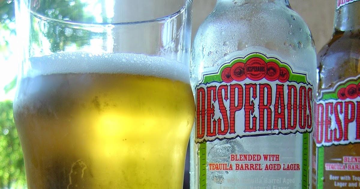 Daily Beer Review Desperados