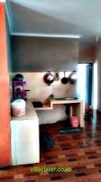dapur villa 4 kamar di ciater
