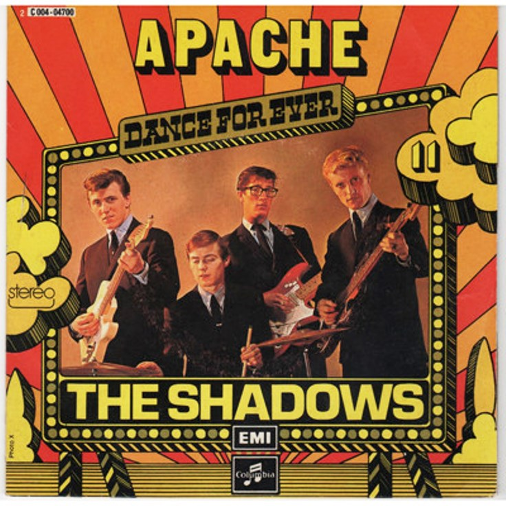 Apache. The Shadows