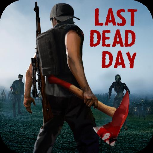 لعبة Last Dead Z Day Zombie Sniper Survival v1.1 مهكرة أموال لا تنتهي