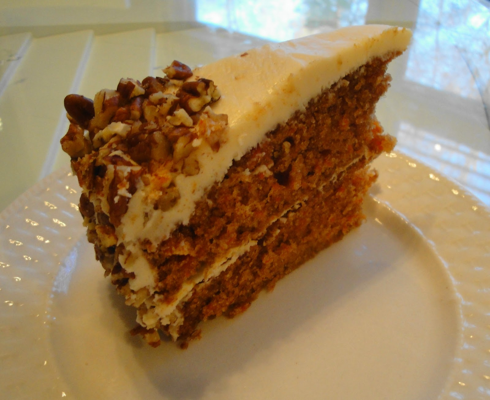 Homemade Icing Recipe For Carrot Cake